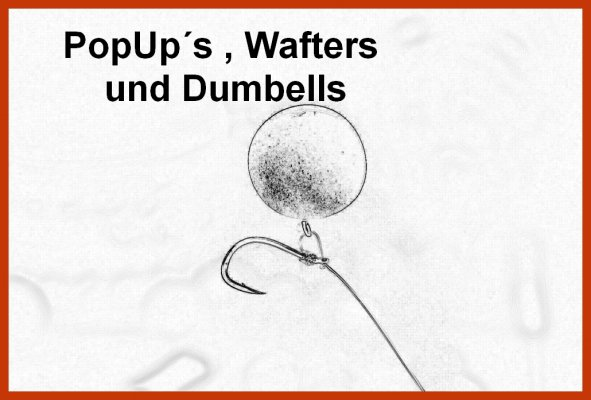 PopUp, Wafters und Dumbells