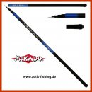 MIKADO FISH HUNTER POLE  teleskopierbare Stipprute 5,0m /...