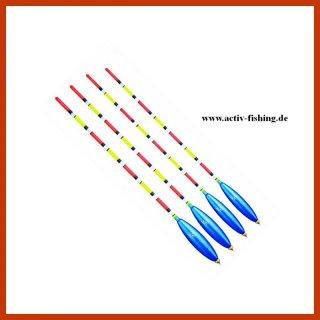 MIVARDI Multicolor Waggler vorbebleite Laufpose Schwimmer verschiedene Größen