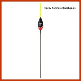 TOP FLOAT TF 1004  Posen Schwimmer 2,5g rot