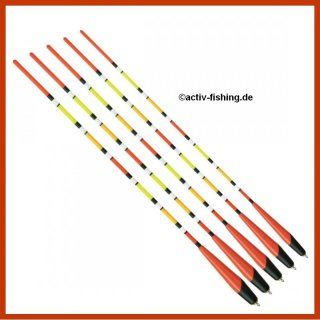 TOP FLOAT TF 8003 Multi Color Laufpose Pose Waggler 3+2g / 34,0cm
