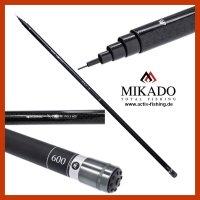 MIKADO X-PLODE POLE NG 7,0m /536g voll Carbon...