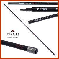 MIKADO MFT POLE 6,0m/251g high Carbon tele Stipprute mit...