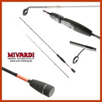 Ultra Light Spinnrute MIVARDI ACCORD JIG 2,28m/Wg. 1-7g...