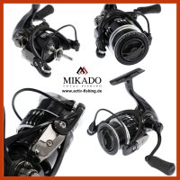 MIKADO NOCTIS 3006 kleine sehr leichte (214g) HIGH TECH...