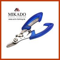 MIKADO ergonomische Angelschere Braid Schere Cutter...