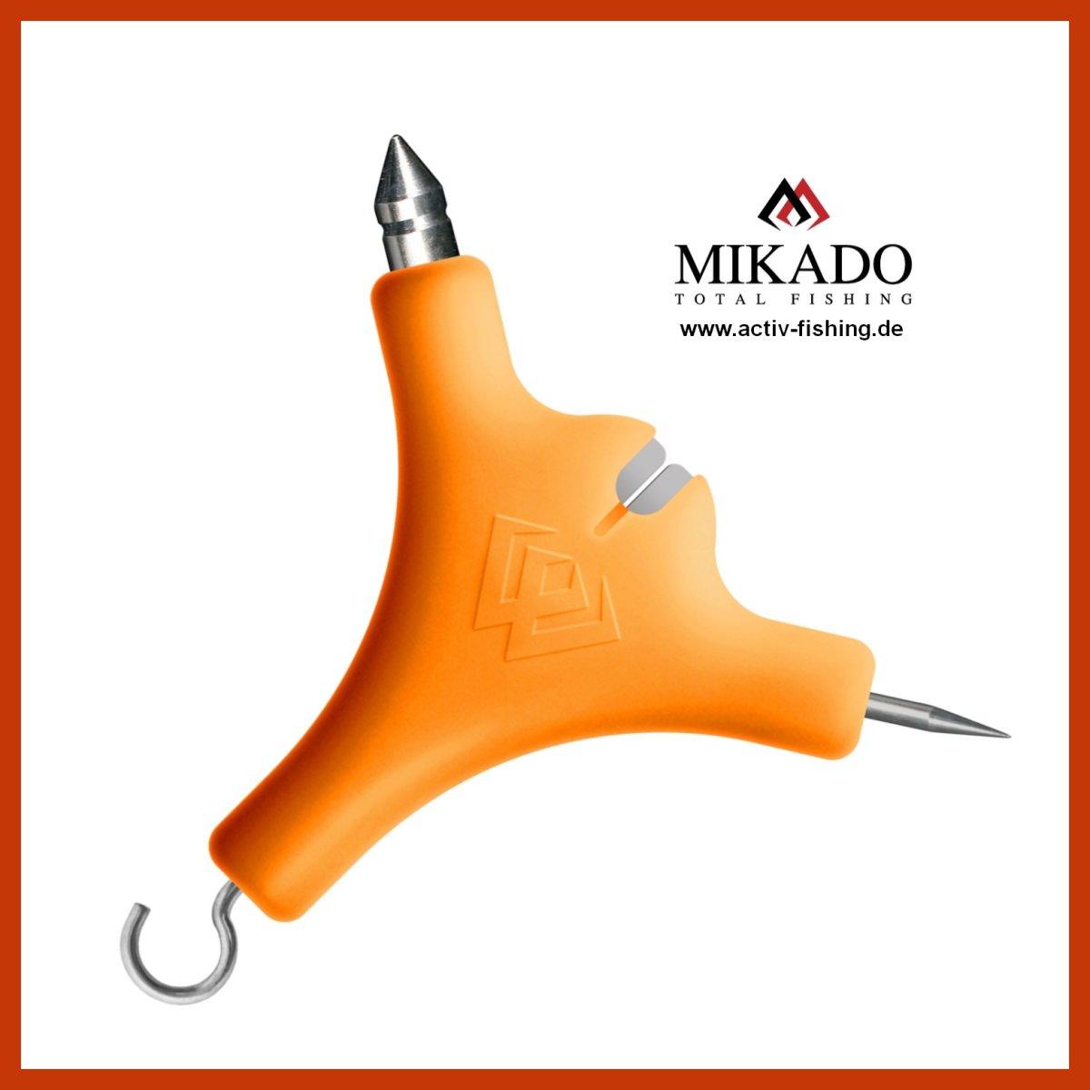 MIKADO MULTITOOL Tension Bar Vorfachwerkzeug für Knoten und Montagen