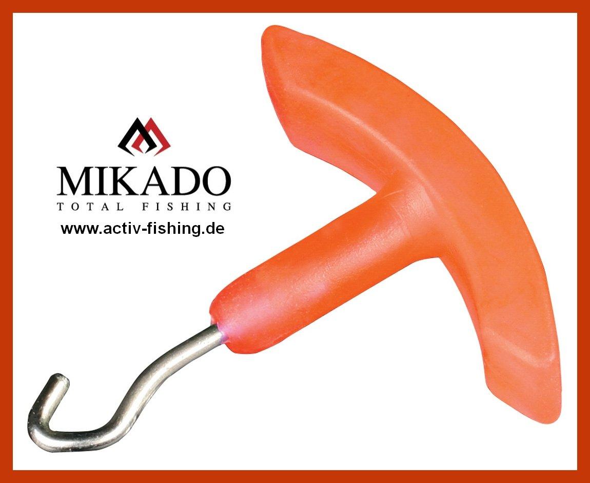 MIKADO Knot Puller Knotenzieher Knotentester für Karpfenvorfach