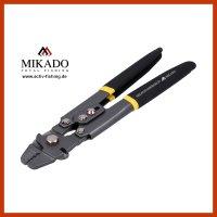 MIKADO Crimping Pliers 25,4cm - Klemmhülsenzange...