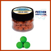 13g CARP ZOOM 9mm Method Wafters GARLIC Pop Up Miniboilie