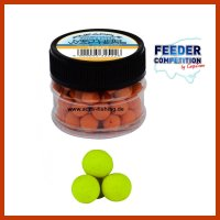 13g CARP ZOOM 9mm Method Wafters PINEAPPLE Pop Up Miniboilie