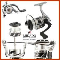 MIKADO NSC 3006 Spinning Reel leichte (259g) Spinnrolle...