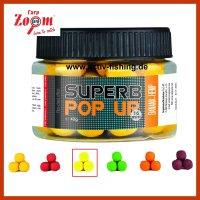 40g CARP ZOOM SUPERB POP UP 16mm Boilies Pineapple Squid
