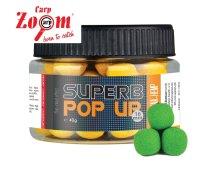 40g CARP ZOOM SUPERB POP UP 16mm Boilies Mussel Muschel