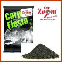 3kg CARP ZOOM CARP FIESTA - FISH MIX Grundfutter...