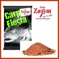 3kg CARP ZOOM CARP FIESTA - XXL CARP RED  Grundfutter...
