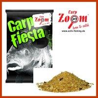 3kg CARP ZOOM CARP FIESTA - XXL CARP YELLO  Grundfutter...
