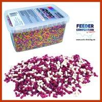 300g NANO PELLETS 1,5mm Futterzusatz Additive SAUSAGE -...