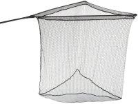 MIKADO Karpfenkescher 2-teiliger Kescherstab 1.8m Power Landing Net 1m x1m