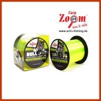 1000m CARP ZOOM fluo gelbe Karpfenschnur Carp Line...