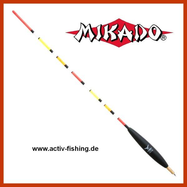"Multicolor Waggler ""MIKADO SMW-002""  vorbebleit 3,0g+2,0g - 29,5cm"