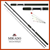 MIKADO Method Feederrute GOLDEN LION ULTRAFEEDER 3,90m /...