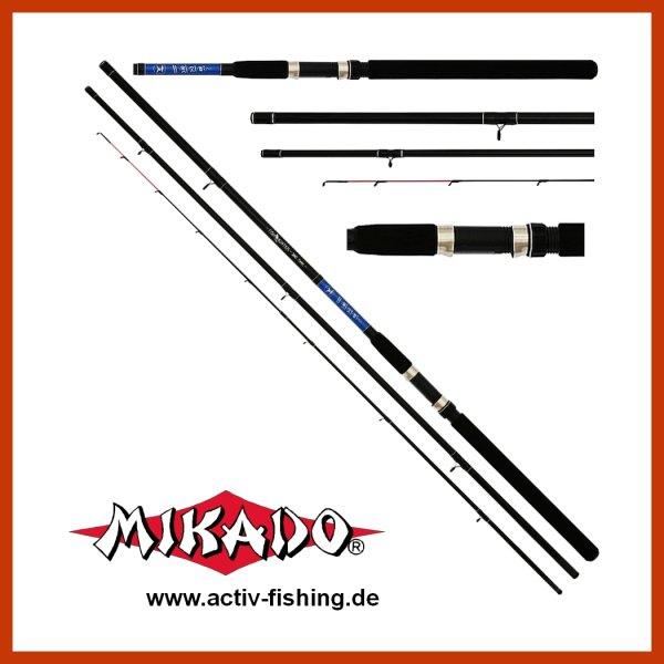 Carbon Composite Feederrute Methodfeeder MIKADO FISH HUNTER 3,00m-3,90m Wg.100g