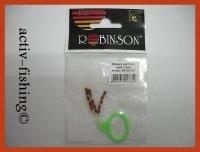 15 x Robinson Schnurstopper Größe L