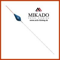 """MIKADO"" Wettkampfpose Pose Stipppose mit Metallkiel 1,0g"