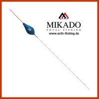 """MIKADO"" Wettkampfpose Pose Stipppose mit Metallkiel 1,4g"