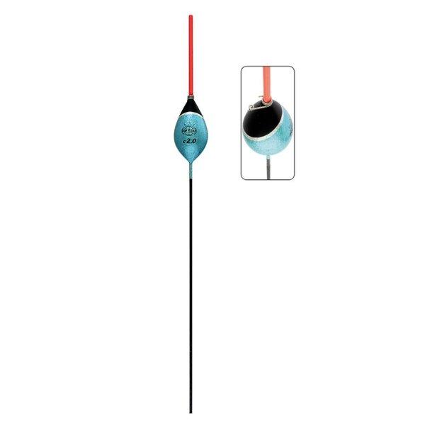 """""""TOP FLOAT"""" TF 1028  Posen Schwimmer Antenne gelb 2,0g"""
