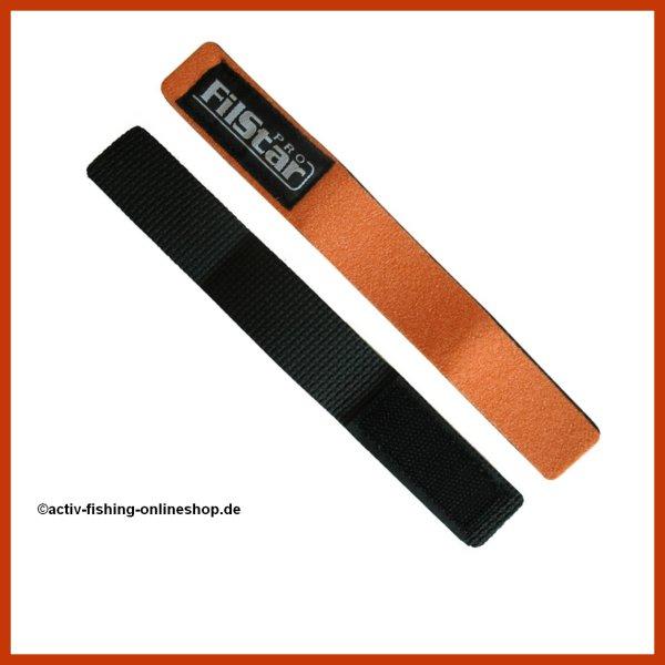 5mm starkes Neopren Klettband (18x2,5cm) Rutenband Klettverschluss Rutenbänder