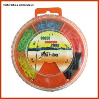 hochwertige Color Silikon Tube Posenringe...