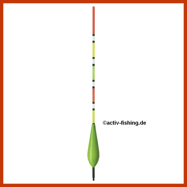 """""""TOP FLOAT TF TF6013"""" Multi Color Laufpose Pose Waggler1,0g / 18,5cm"""