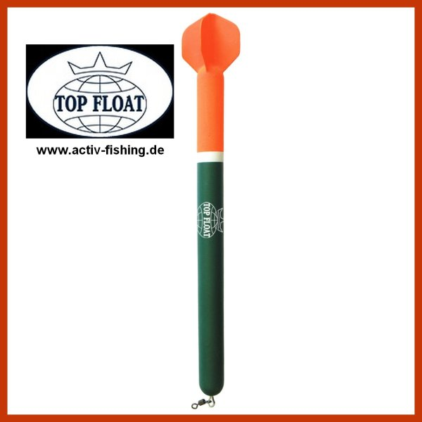 """TOP FLOAT 6022 "" Marker Float Markerpose Wallerpose Boje Pose 12g / 18cm"