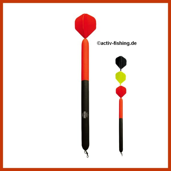 TOP FLOAT 6021  Marker Float Pose Wallerpose Boje 12g/18cm oder15g/20cm