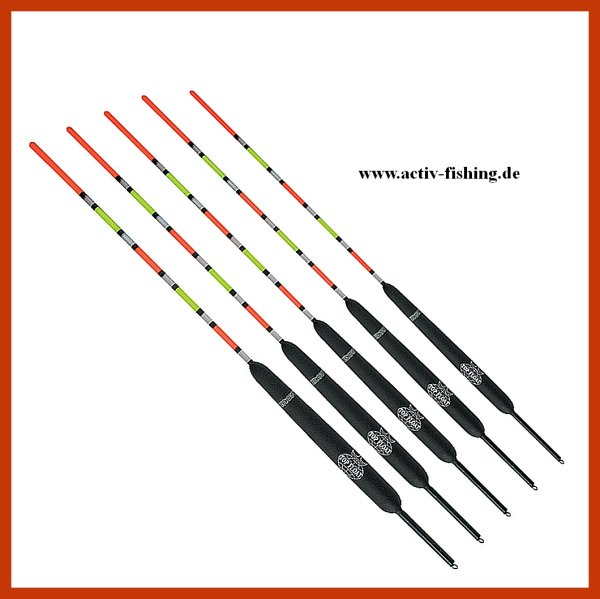 """""""TOP FLOAT TF TF6027"""" Multi Color Laufpose Pose Waggler 4,0g / ca. 24,5cm"""