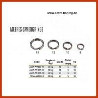"5 x ""MIKADO"" Meeres Sprengringe Springringe..."