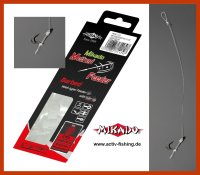 8 x MIKADO METHOD FEEDER 702 Haken Rig `s Hair Rigs...
