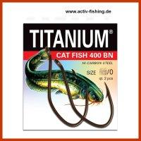 """""""TITANIUM CAT FISH 400BN"""" 2 extrem starke..."""