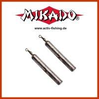"2 Stück ""MIKADO"" Drop Shot Sinker Bleie..."