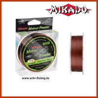 150m MIKADO METHOD FEEDER MONO matt braune...