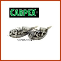 2 x CARPEX Method Feeder Futterkorb S 30g