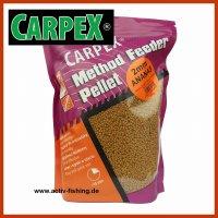 """0,75kg """"CARPEX """" 2mm Method Feeder Pellets..."""