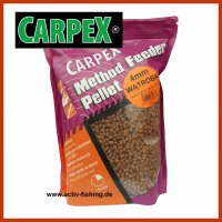 0,75kg CARPEX  4mm Method Feeder Pellets Feederfutter...