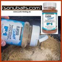 """300g """"SONUBAITS FLAVOUR SHAKERS """" Madenbooster..."""