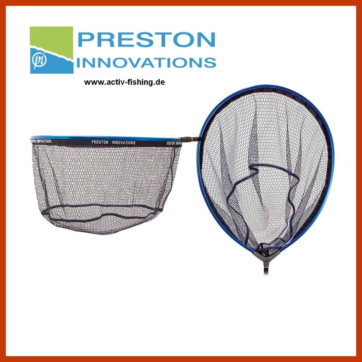 Preston Quick Dry Landing NETS Wettkampf Karpfen Kescherkopf 20 50cm