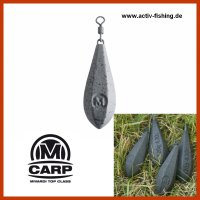 MIVARDI Long Cast Lead Stealth Distance Blei Karpfenblei...