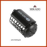 """""""MIKADO"""" Futterkorb schwarz Ø32 x 44mm..."""