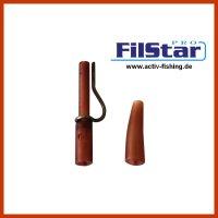 5 x FILSTAR CARP Karpfenmontage Lead Clip With Distance +...